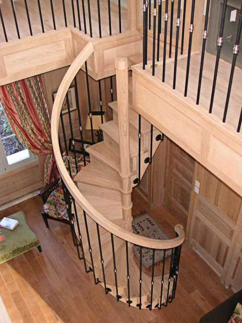 Escalier colimaçon (3)