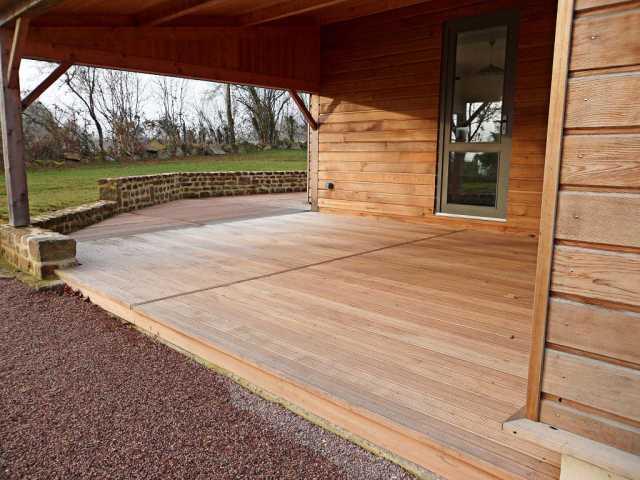 terrasse bois exotique 2 menuiserie patry. Black Bedroom Furniture Sets. Home Design Ideas