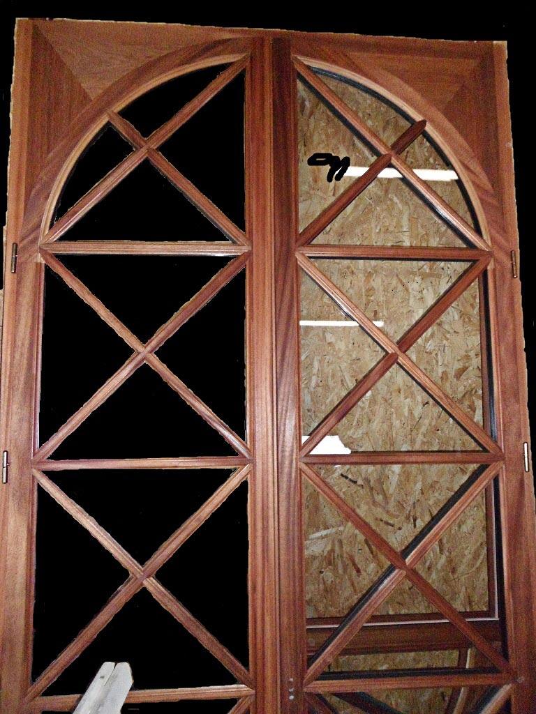 Fenêtre à croisillon