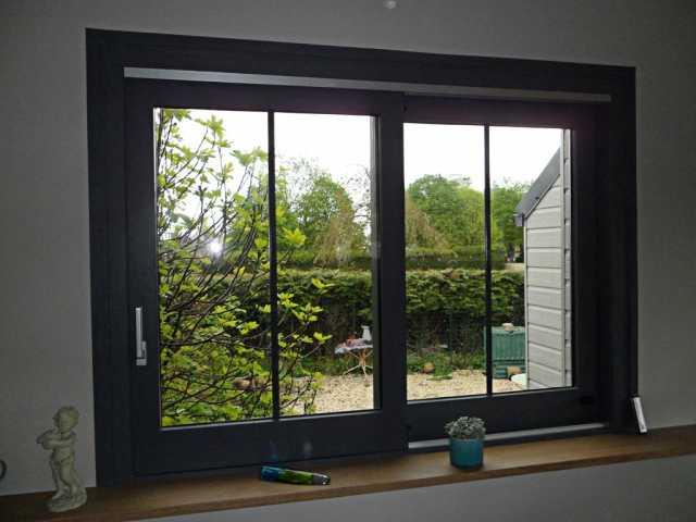 Fenêtre bois coulissante (2)