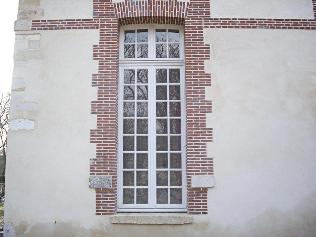 Fenêtre chateaux